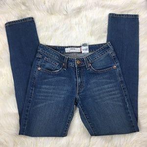 Levi's 503 Skinny Jeans Dark Blue Denim 3M
